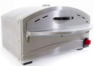 pizza oven gas